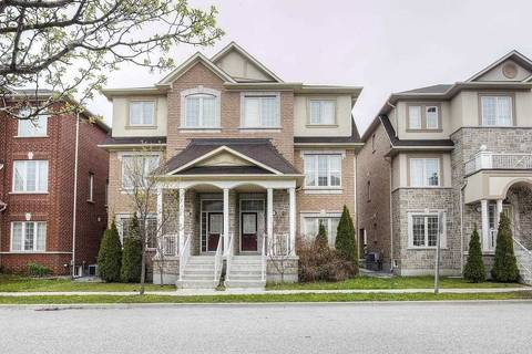Townhouse for sale at 15 Ivy Stone Ct Markham Ontario - MLS: N4468123