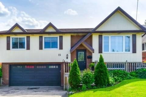 House for sale at 15 Ivybridge Dr Brampton Ontario - MLS: W4487170