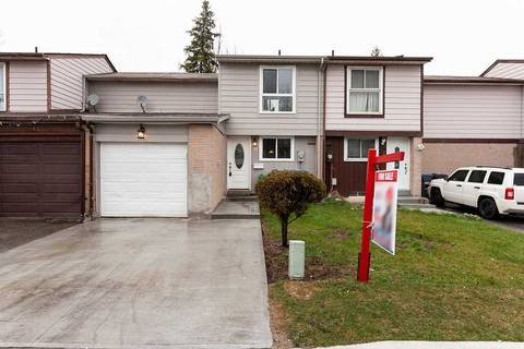 Townhouse for sale at 15 Jackalyn Sq Brampton Ontario - MLS: W4422496