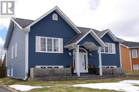 House for sale at 15 Jackson Pl Gander Newfoundland - MLS: 1195637