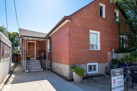 Townhouse for sale at 15 Jersey Ave Toronto Ontario - MLS: C4580694