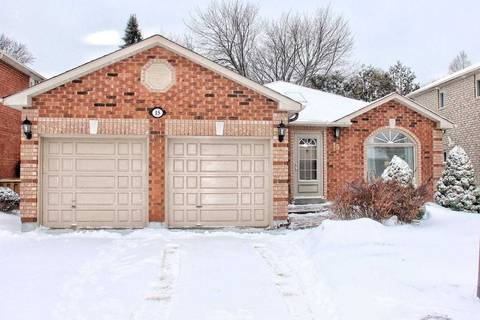 House for sale at 15 Jones Dr Barrie Ontario - MLS: S4667831