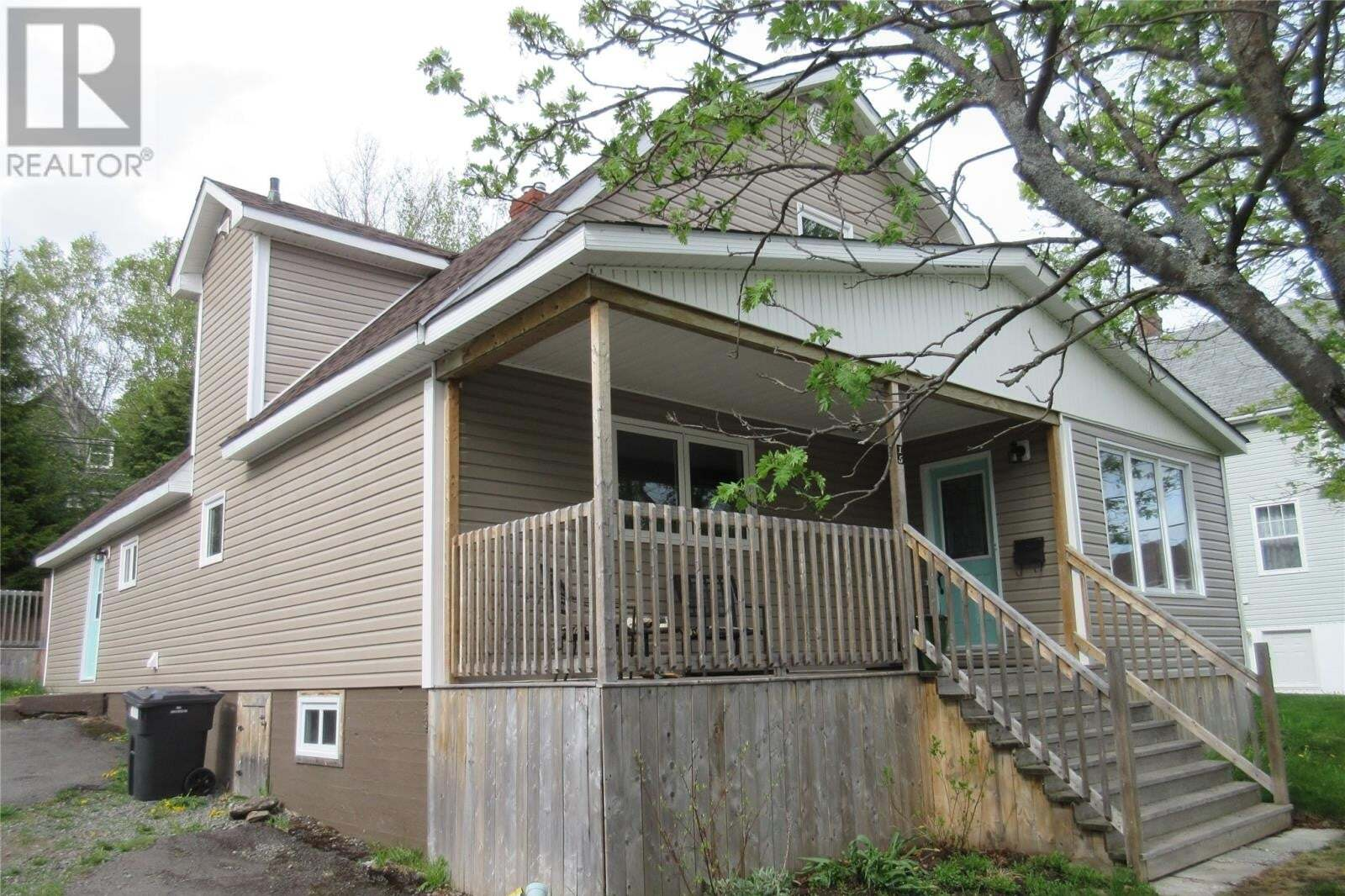 House for sale at 15 Junction Rd Grand Falls-windsor Newfoundland - MLS: 1214627
