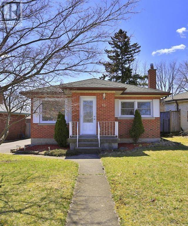 House for sale at 15 Kelvin Ave Kitchener Ontario - MLS: 30800923