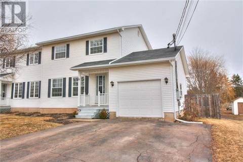House for sale at 15 Kenmore  Moncton New Brunswick - MLS: M122222
