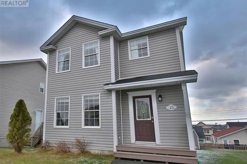 House for sale at 15 Kincaid St St. John's Newfoundland - MLS: 1197895