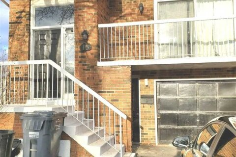 Townhouse for rent at 15 Lady Stuart Blvd Brampton Ontario - MLS: W5083177
