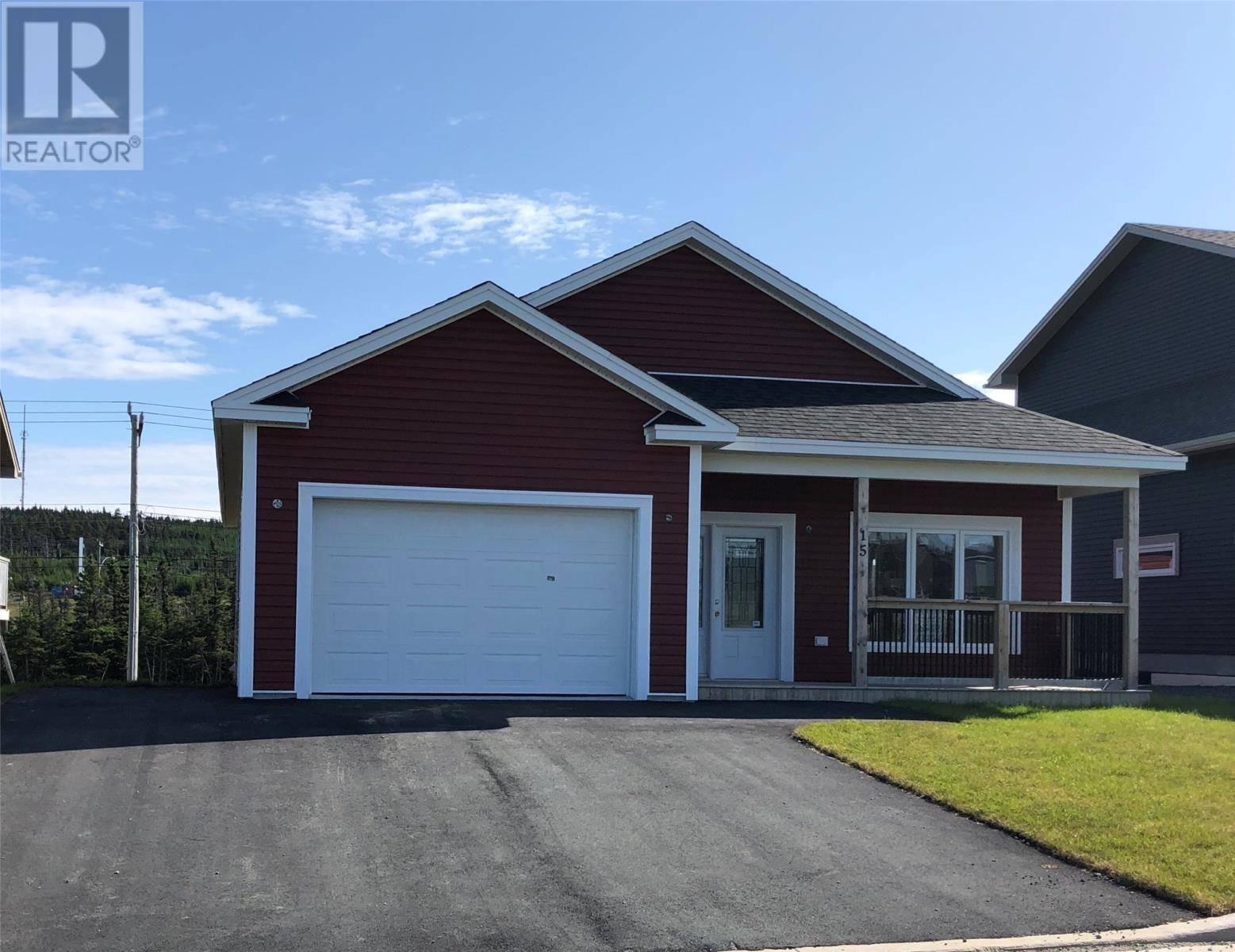 House for sale at 15 Leonard J. Cowley St St. John's Newfoundland - MLS: 1202752