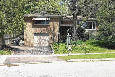 House for sale at 15 Lescon Rd Toronto Ontario - MLS: C4455439