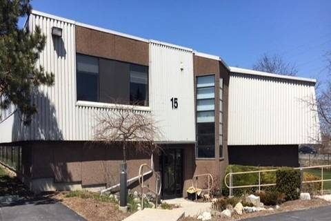 Commercial property for lease at 15 Lewis Rd Guelph Ontario - MLS: X4535016