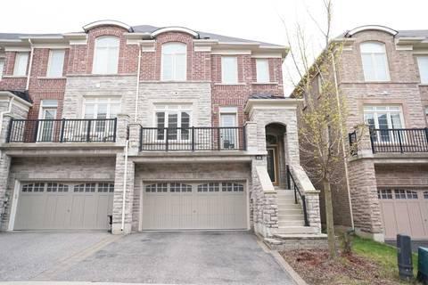 Townhouse for sale at 15 Longridge Wy Markham Ontario - MLS: N4450633