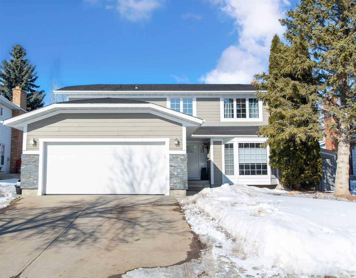 House for sale at 15 Lorne Cres St. Albert Alberta - MLS: E4192213