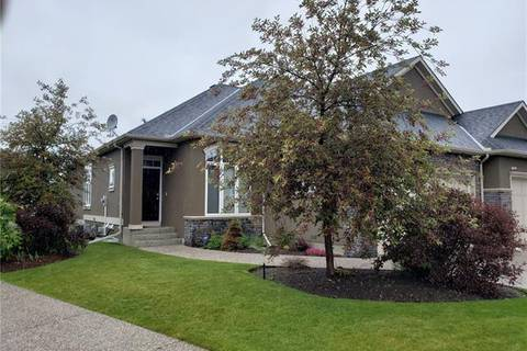 Townhouse for sale at 15 Lott Creek Green Rural Rocky View County Alberta - MLS: C4235713