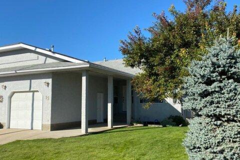 Townhouse for sale at 15 Lu-dor Cs E Brooks Alberta - MLS: A1032679