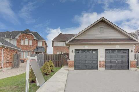 Townhouse for sale at 15 Macadam Rd Markham Ontario - MLS: N4782547