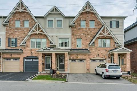 Townhouse for sale at 15 Magpie Wy Whitby Ontario - MLS: E4448129