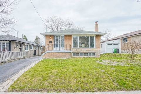 House for sale at 15 Manorwood Rd Toronto Ontario - MLS: E4748471