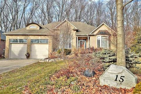 House for sale at 15 Mansfield Dr Pelham Ontario - MLS: X4732003