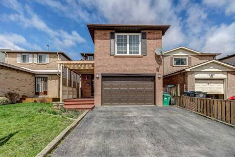 House for sale at 15 Martindale Cres Brampton Ontario - MLS: W4479145