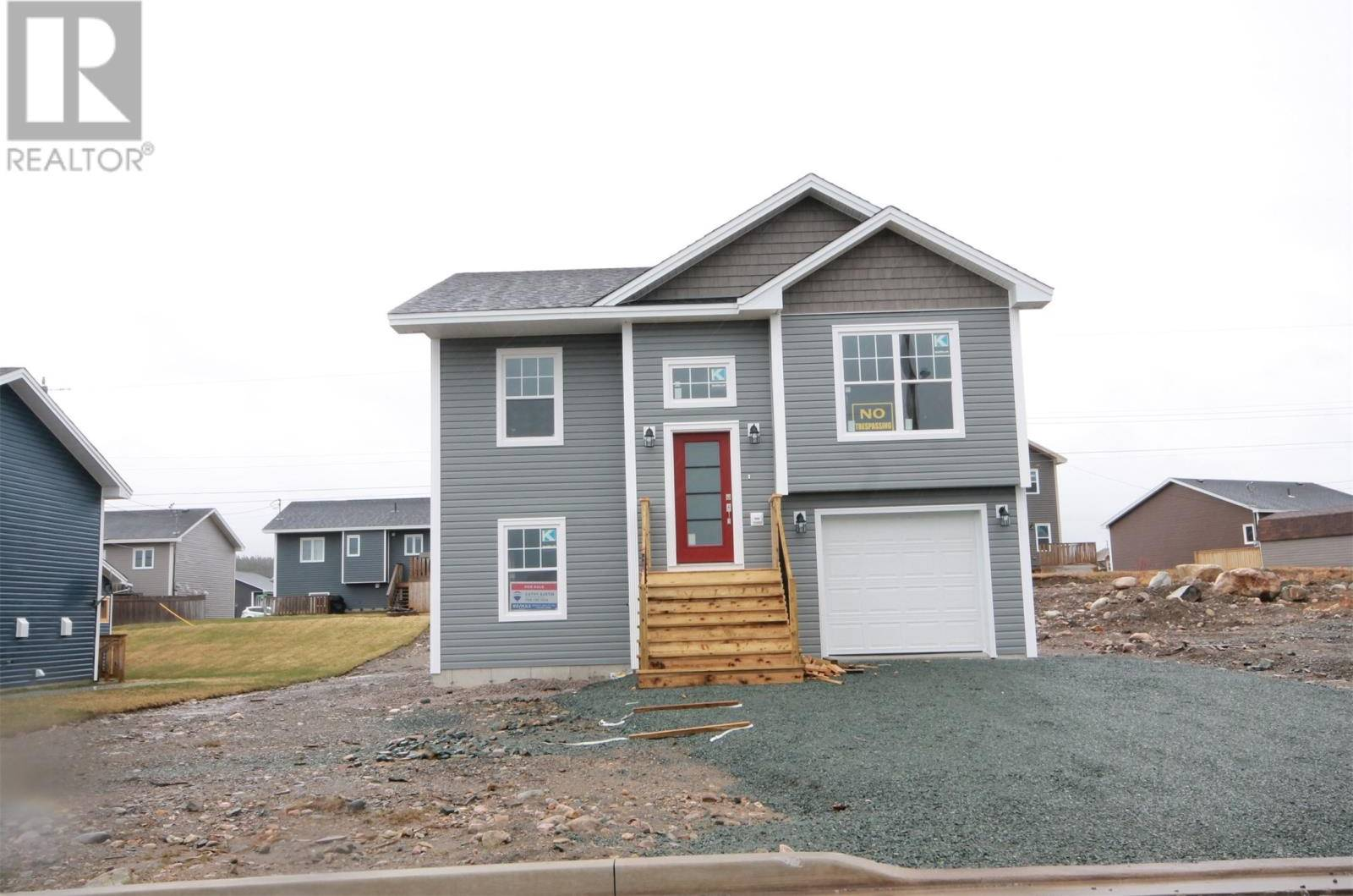 House for sale at 15 Maya Pl Conception Bay South Newfoundland - MLS: 1202646