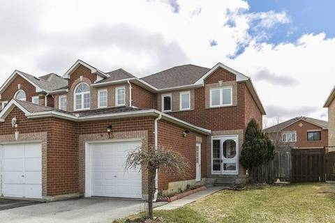 Townhouse for sale at 15 Mccleave Cres Brampton Ontario - MLS: W4408492