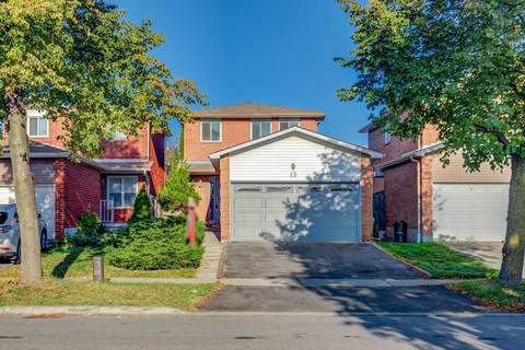 House for sale at 15 Mcgraw Ave Brampton Ontario - MLS: W4605839