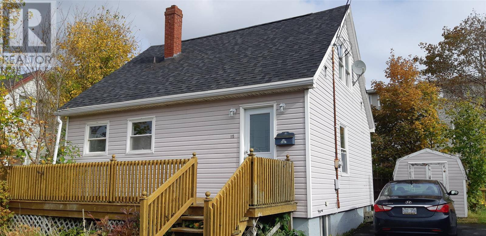 House for sale at 15 Mcnaughton Pl St. John's Newfoundland - MLS: 1198897