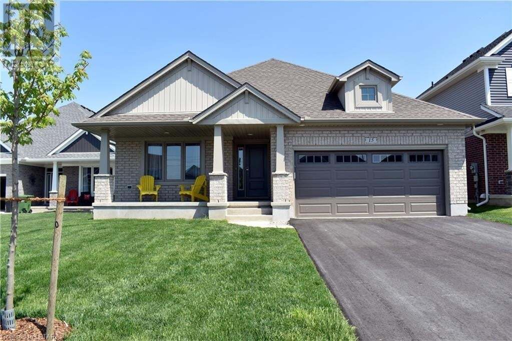 House for sale at 15 Melrose Ct St. Thomas Ontario - MLS: 261384