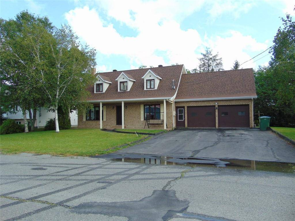 House for sale at 15 Michaud St Saint Jacques New Brunswick - MLS: NB030659