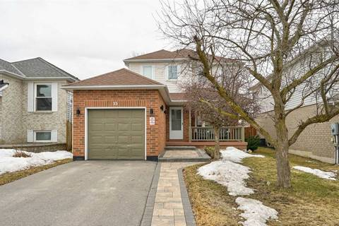 House for sale at 15 Moir Cres Barrie Ontario - MLS: S4727503