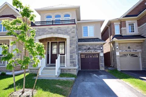 House for sale at 15 Muscovy Dr Brampton Ontario - MLS: W4483777