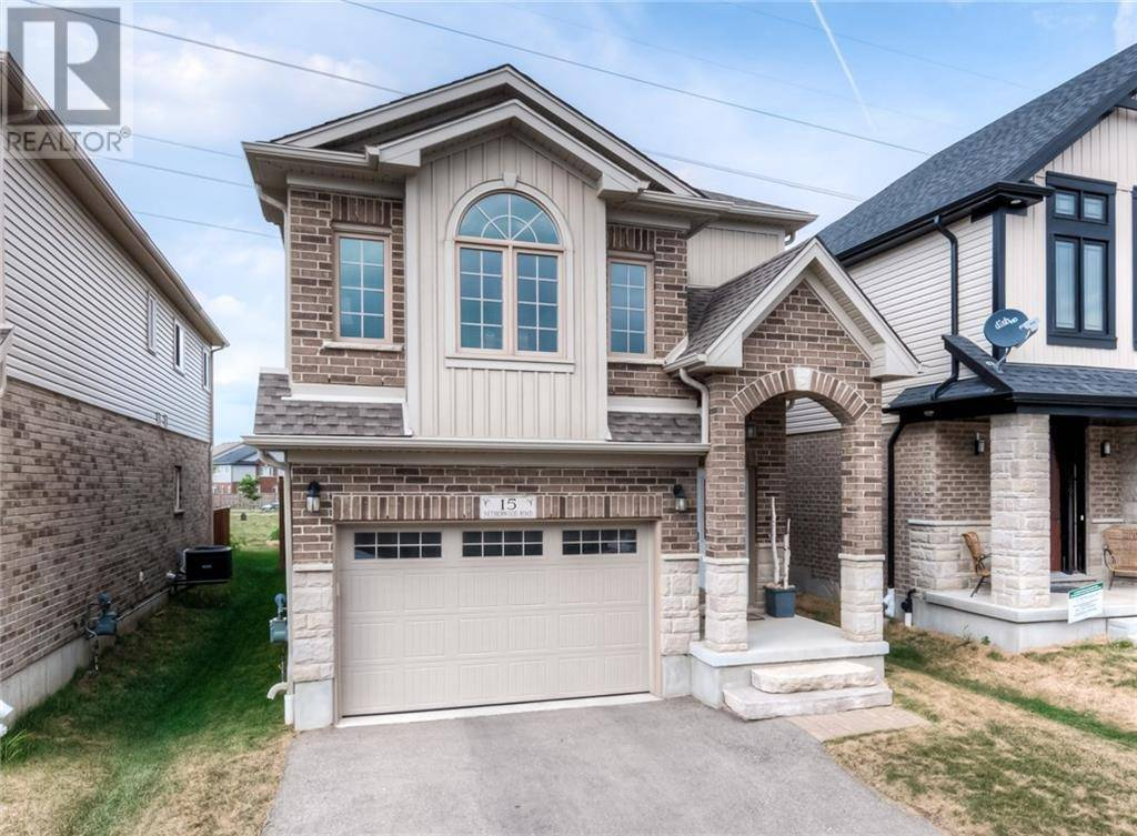 House for sale at 15 Netherwood Rd Kitchener Ontario - MLS: 30757888