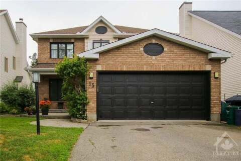 House for sale at 15 Newborough Cres Ottawa Ontario - MLS: 1203069