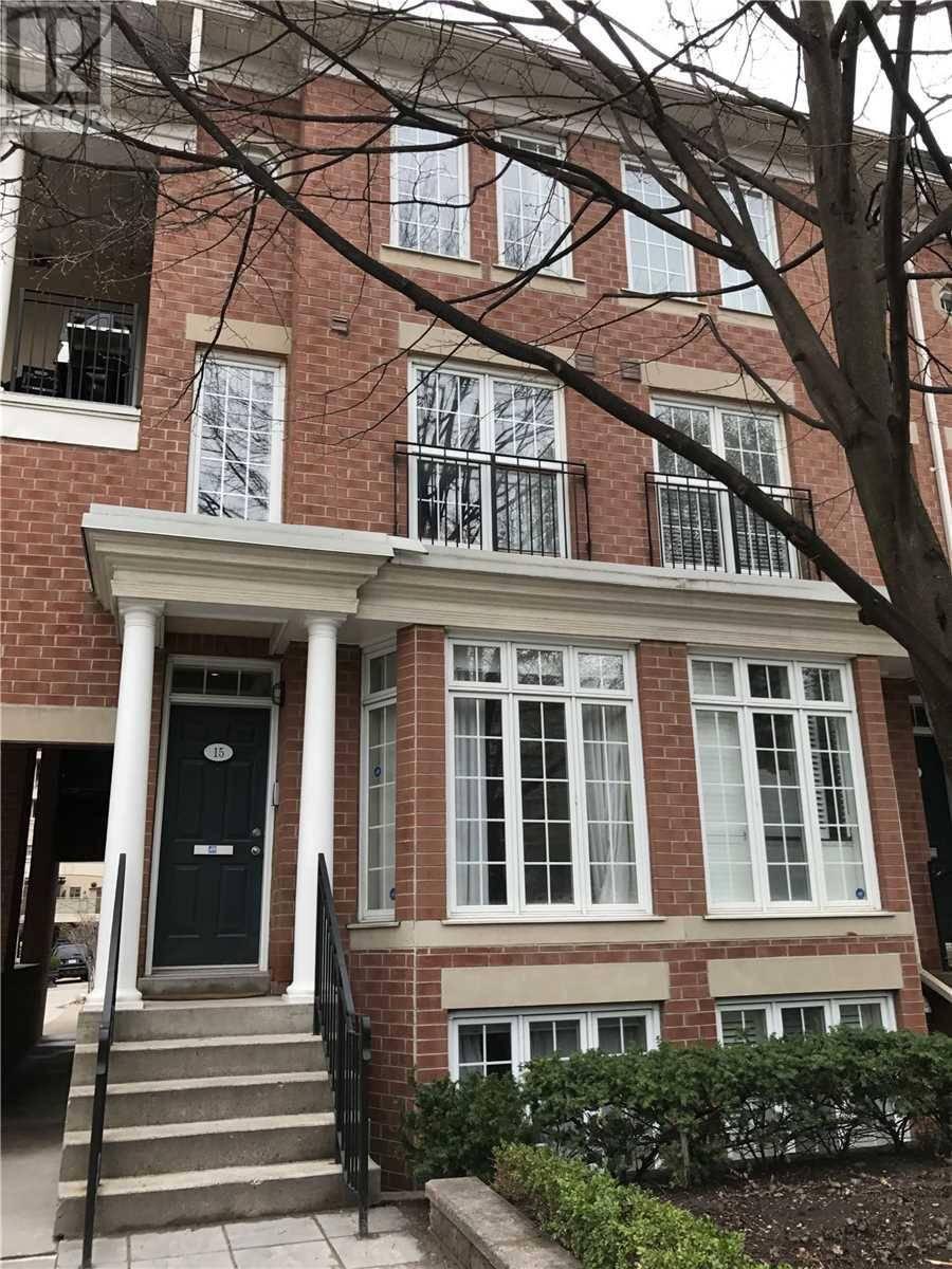 Townhouse for rent at 15 Niagara St Toronto Ontario - MLS: C4570616