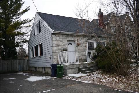 House for rent at 15 Nipigon Ave Toronto Ontario - MLS: C4672994