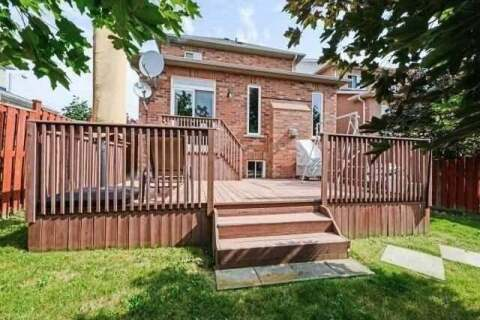House for sale at 15 Nomad Cres Brampton Ontario - MLS: W4818557