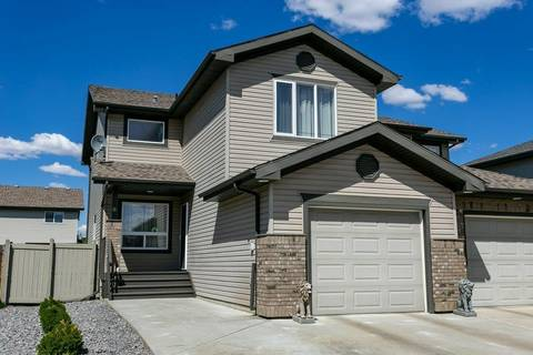 Townhouse for sale at 15 Norelle Te St. Albert Alberta - MLS: E4157861