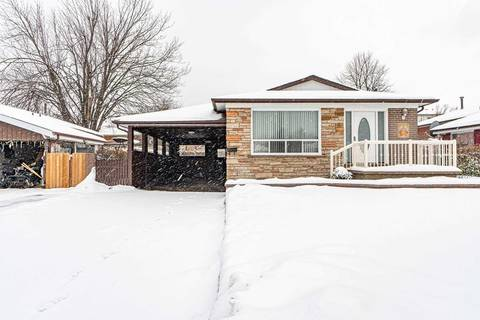 House for rent at 15 Northwood Dr Brampton Ontario - MLS: W4667386