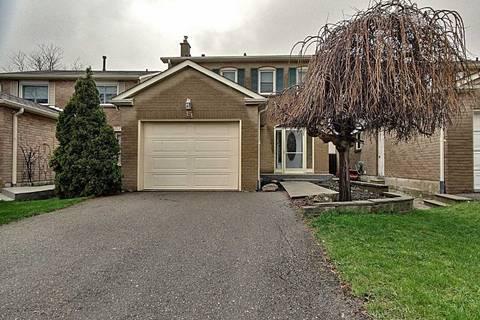 House for sale at 15 Nutmeg St Brampton Ontario - MLS: W4454098
