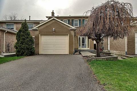House for sale at 15 Nutmeg St Brampton Ontario - MLS: W4454098