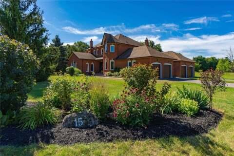 House for sale at 15 Oak Ridge Dr Halton Hills Ontario - MLS: W4868996