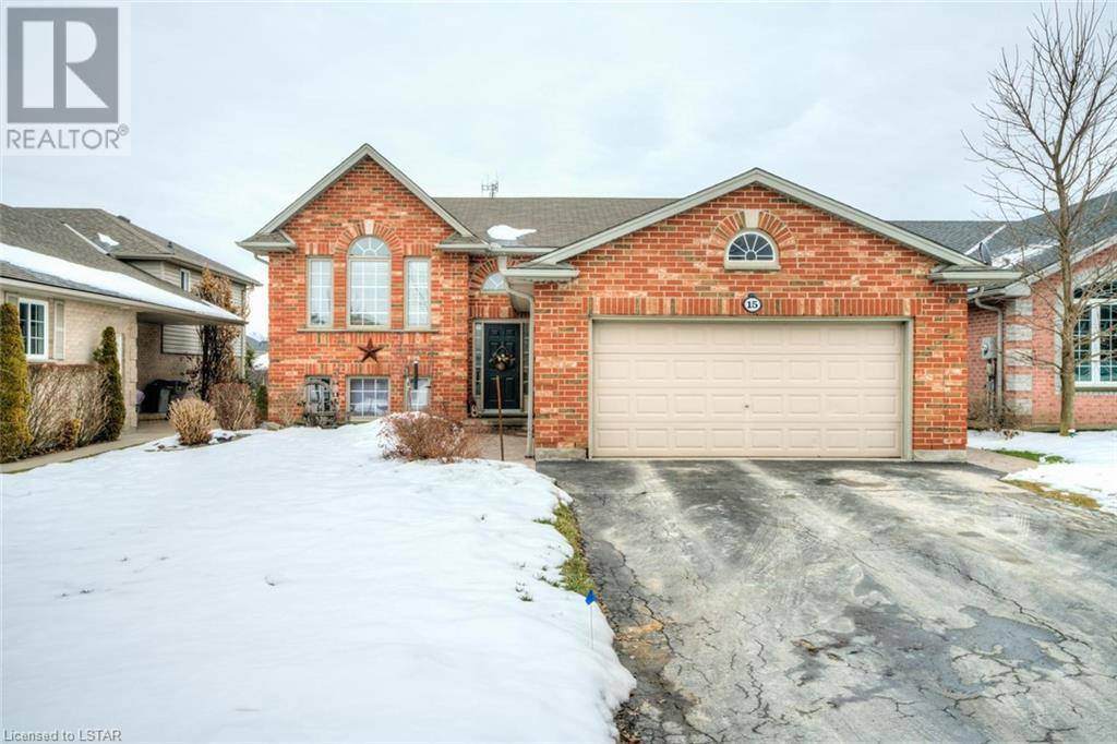 House for sale at 15 Oakwood Ct St. Marys Ontario - MLS: 242596