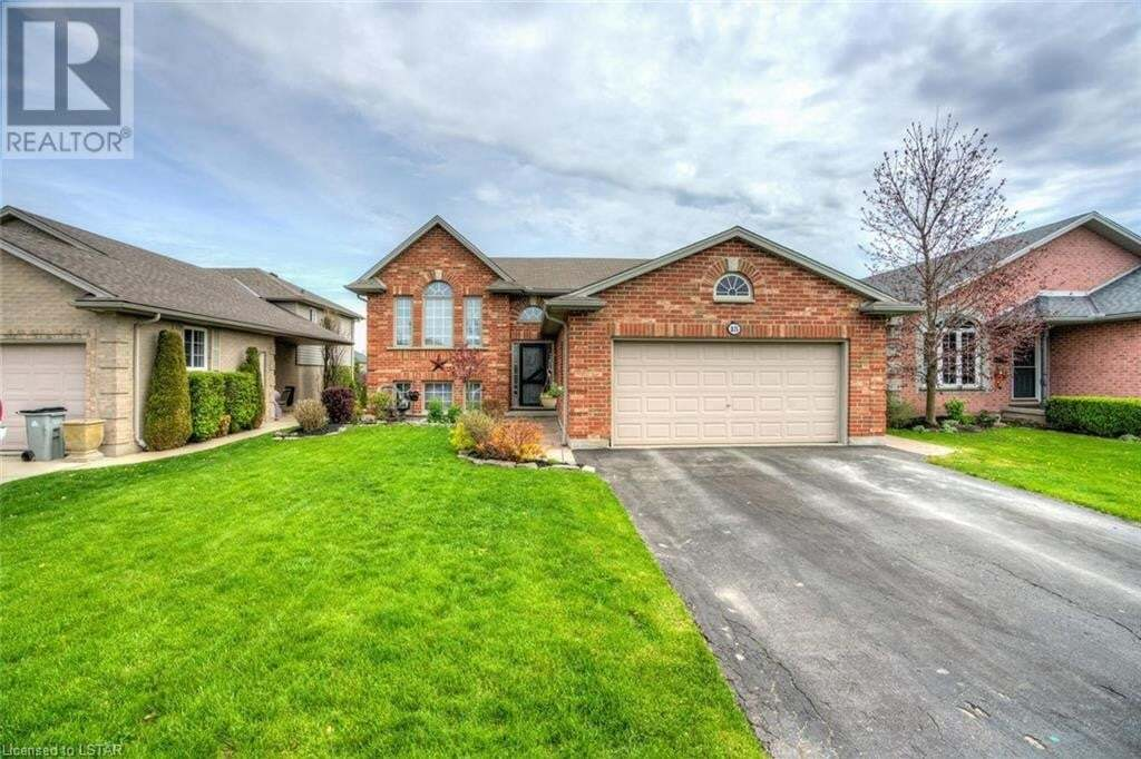 House for sale at 15 Oakwood Ct St. Marys Ontario - MLS: 261213