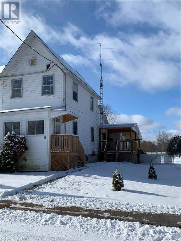 Residential property for sale at 15 O'brien St Marmora And Lake Ontario - MLS: 232438