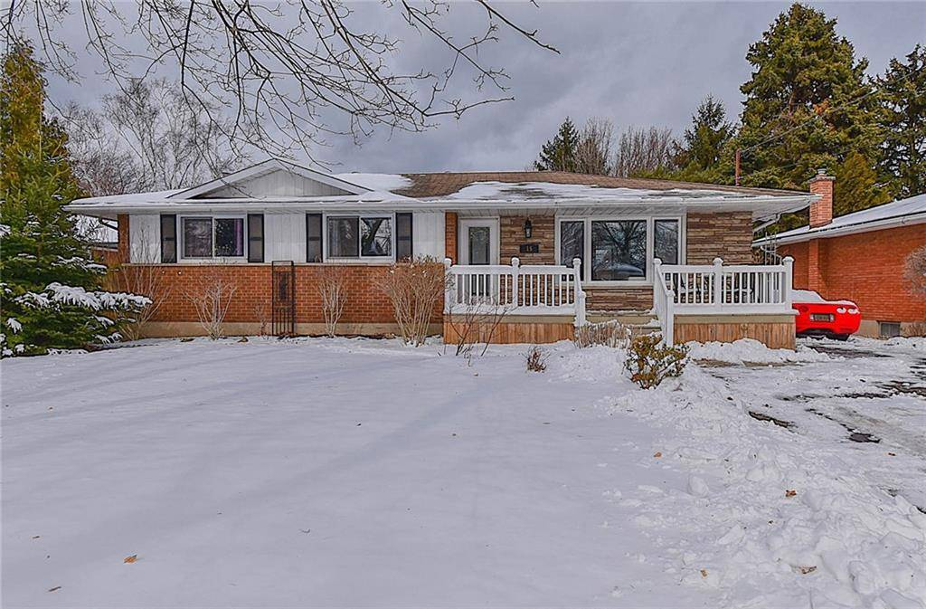 House for sale at 15 Old Coach Rd St. Catharines Ontario - MLS: 30794312