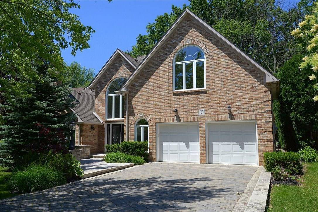 House for sale at 15 Oldoakes Pl Ancaster Ontario - MLS: H4057430