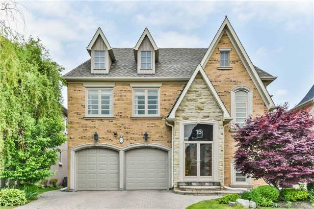 Removed: 15 Ormsby Court, Richmond Hill, ON - Removed on 2018-08-20 22:51:30