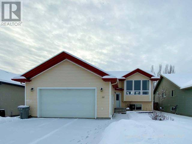 House for sale at 15 Park Pt Whitecourt Alberta - MLS: 51481