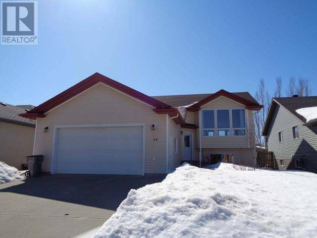 House for sale at 15 Park Pt Whitecourt Alberta - MLS: 52281