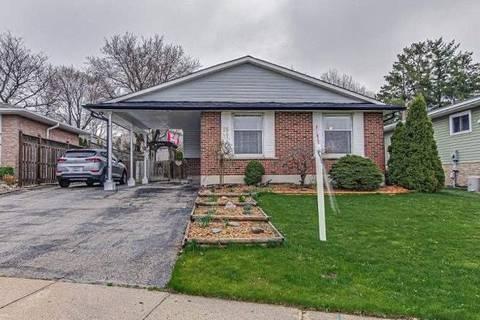 House for sale at 15 Peers Pl Woodstock Ontario - MLS: X4755108